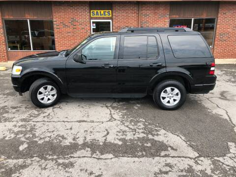 2010 Ford Explorer for sale at Atlas Cars Inc. in Radcliff KY
