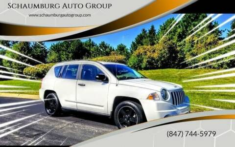 2009 Jeep Compass for sale at Schaumburg Auto Group in Schaumburg IL