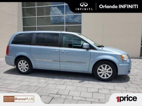 2013 Chrysler Town and Country for sale at Orlando Infiniti in Orlando FL