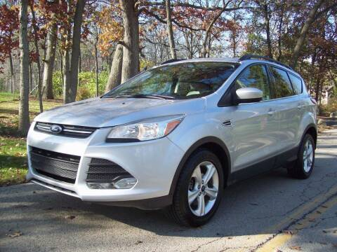 2015 Ford Escape for sale at Edgewater of Mundelein Inc in Wauconda IL