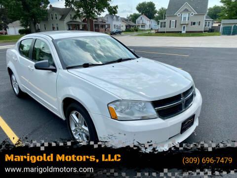 2008 Dodge Avenger for sale at Marigold Motors, LLC in Pekin IL