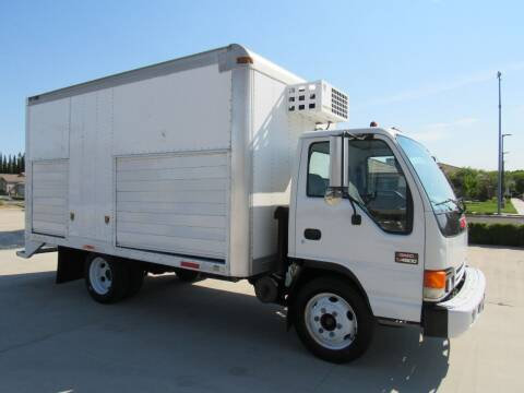 2003 GMC W4500 for sale at 2Win Auto Sales Inc in Oakdale CA
