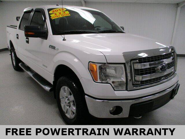 2013 Ford F-150 for sale at Sports & Luxury Auto in Blue Springs MO