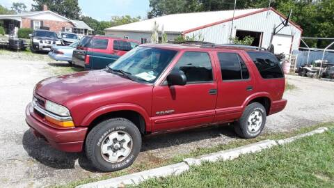 2002 Chevrolet Blazer for sale at Phillips Used Auto Sales in Loveland OH