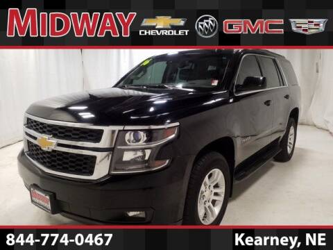 2016 Chevrolet Tahoe for sale at Heath Phillips in Kearney NE