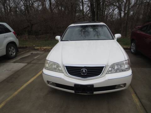 2004 Acura RL for sale at B & T Auto Sales & Repair in Columbus OH
