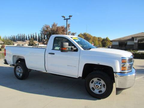 2015 Chevrolet Silverado 2500HD for sale at Repeat Auto Sales Inc. in Manteca CA