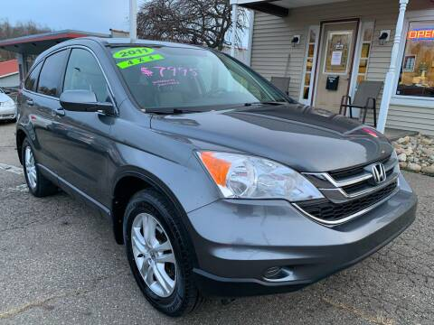 2011 Honda CR-V for sale at G & G Auto Sales in Steubenville OH