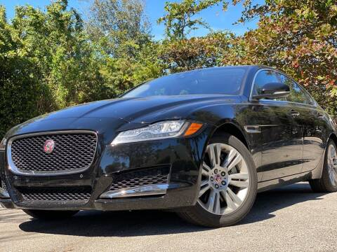 2016 Jaguar XF for sale at HIGH PERFORMANCE MOTORS in Hollywood FL