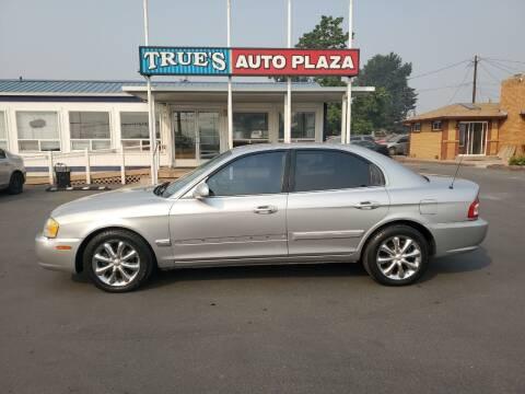 2004 Kia Optima for sale at True's Auto Plaza in Union Gap WA