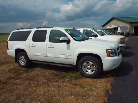 2012 Chevrolet Suburban for sale at G & K Supreme in Canton SD