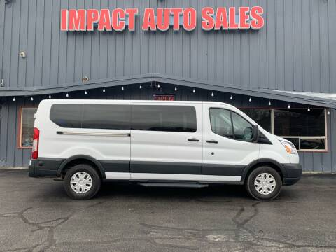 2017 Ford Transit Passenger for sale at Impact Auto Sales in Wenatchee WA