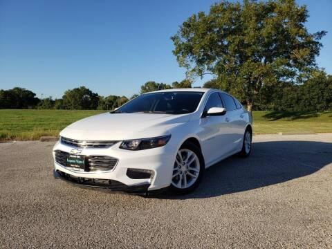 2018 Chevrolet Malibu for sale at Laguna Niguel in Rosenberg TX