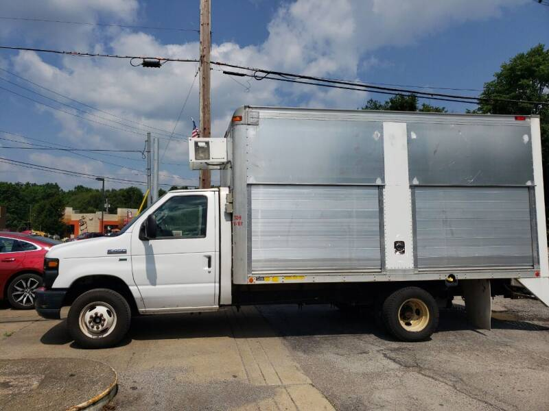 2011 Ford E-Series Chassis for sale in North Lima, OH