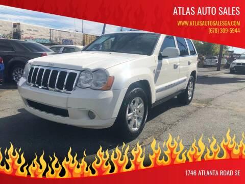 2008 Jeep Grand Cherokee for sale at Atlas Auto Sales in Smyrna GA