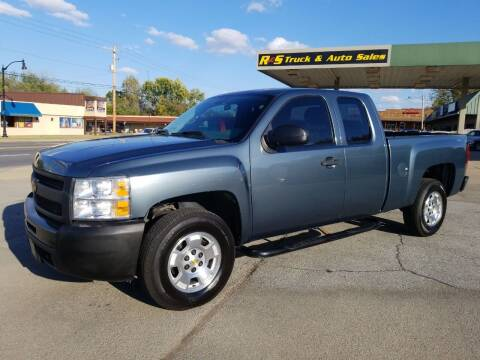 2010 Chevrolet Silverado 1500 for sale at R & S TRUCK & AUTO SALES in Vinita OK