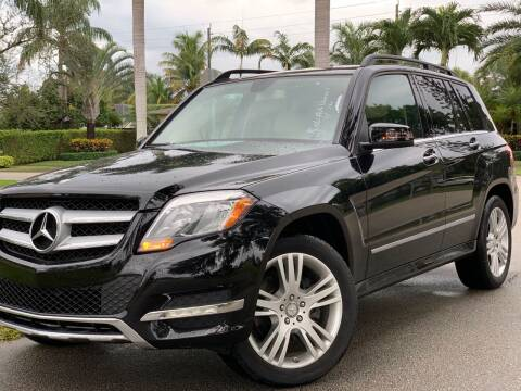 2015 Mercedes-Benz GLK for sale at HIGH PERFORMANCE MOTORS in Hollywood FL
