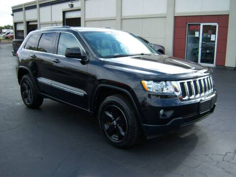 2013 Jeep Grand Cherokee for sale at Blatners Auto Inc in North Tonawanda NY