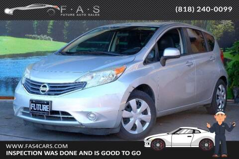 2014 Nissan Versa Note for sale at Best Car Buy in Glendale CA