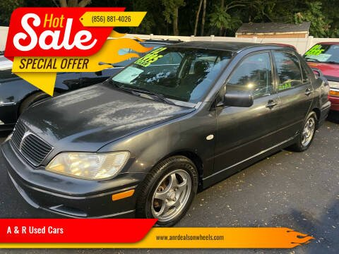 2002 Mitsubishi Lancer for sale at A & R Used Cars in Clayton NJ
