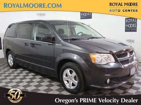 2012 Dodge Grand Caravan for sale at Royal Moore Custom Finance in Hillsboro OR
