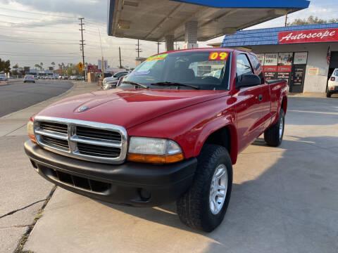 2004 Dodge Dakota for sale at Top Quality Auto Sales in Redlands CA