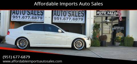 2010 BMW 3 Series for sale at Affordable Imports Auto Sales in Murrieta CA