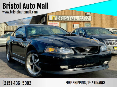 2003 Ford Mustang for sale at Bristol Auto Mall in Levittown PA