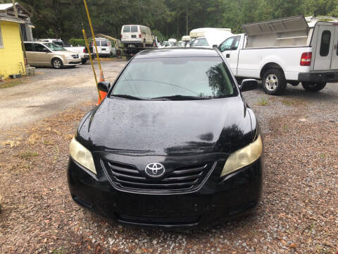 2008 Toyota Camry for sale at Windsor Auto Sales in Charleston SC