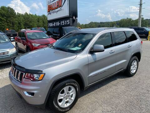 2017 Jeep Grand Cherokee for sale at Billy Ballew Motorsports in Dawsonville GA