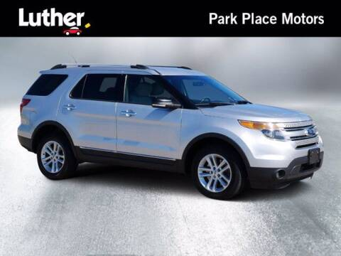 2013 Ford Explorer for sale at Park Place Motor Cars in Rochester MN