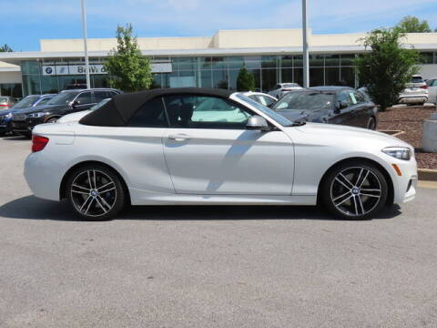 2019 BMW 2 Series for sale at Southern Auto Solutions - Georgia Car Finder - Southern Auto Solutions - BMW of South Atlanta in Marietta GA