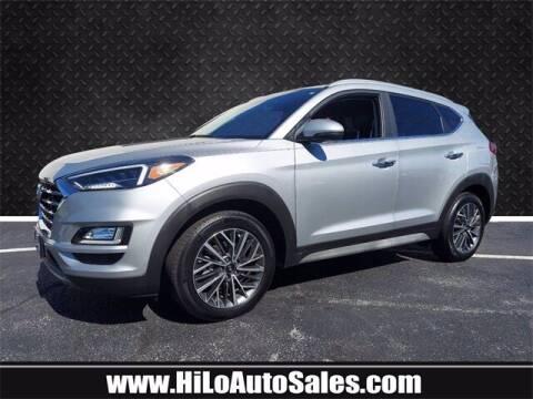 2020 Hyundai Tucson for sale at Hi-Lo Auto Sales in Frederick MD