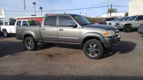 2006 Toyota Tundra for sale at Advantage Motorsports Plus in Phoenix AZ