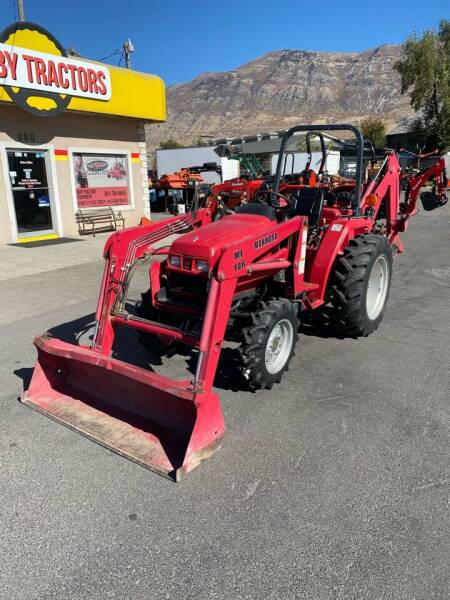 2007 Mahindra  2615 for sale at Hobby Tractors - Used Tractors in Pleasant Grove UT