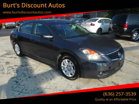 2007 Nissan Altima for sale at Burt's Discount Autos in Pacific MO