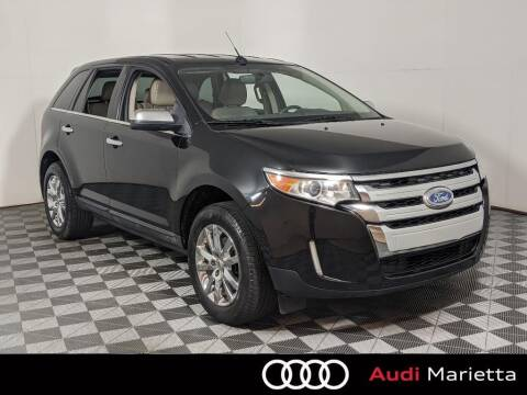 2013 Ford Edge for sale at CU Carfinders in Norcross GA