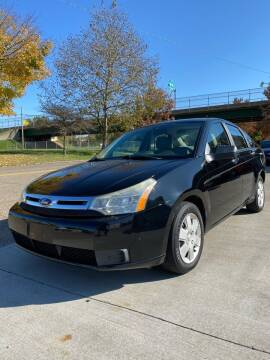 2008 Ford Focus for sale at Dalton George Automotive in Marietta OH