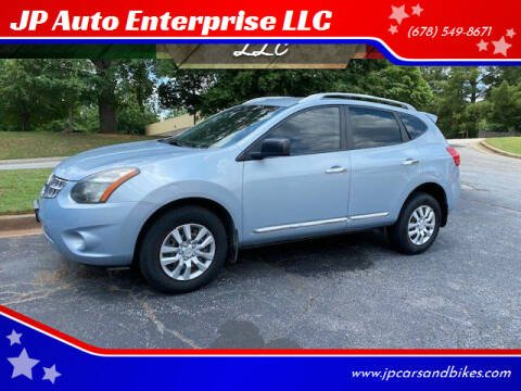 2014 Nissan Rogue Select for sale at JP Auto Enterprise LLC in Duluth GA