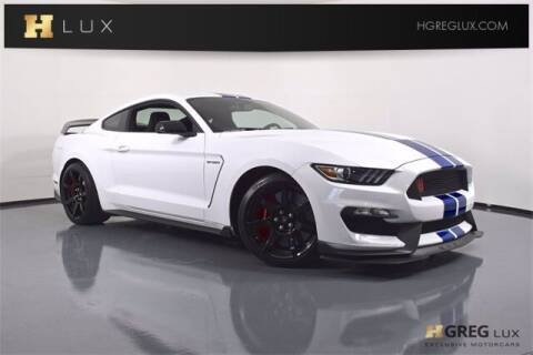 2018 Ford Mustang for sale at HGREG LUX EXCLUSIVE MOTORCARS in Pompano Beach FL