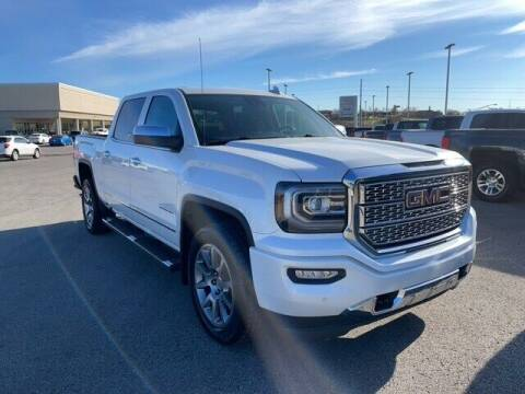 2018 GMC Sierra 1500 for sale at Mann Chrysler Dodge Jeep of Richmond in Richmond KY