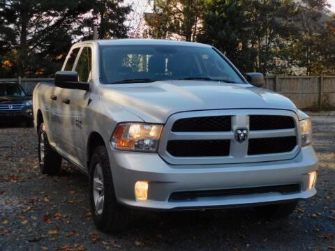 2017 RAM Ram Pickup 1500 for sale at Prize Auto in Alexandria VA