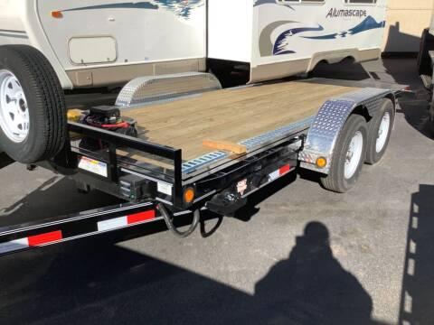 2020 PJ Car Hauler Trailer for sale at DPM Motorcars in Albuquerque NM