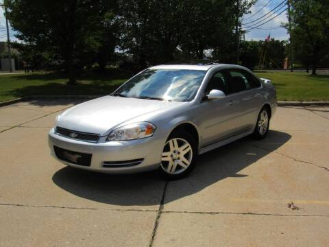 2013 Chevrolet Impala for sale at A & R Auto Sale in Sterling Heights MI