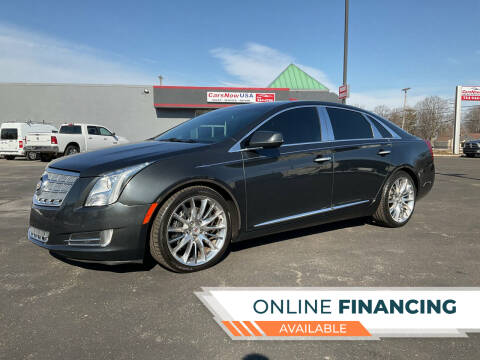 2013 Cadillac XTS for sale at A 1 Motors in Monroe MI
