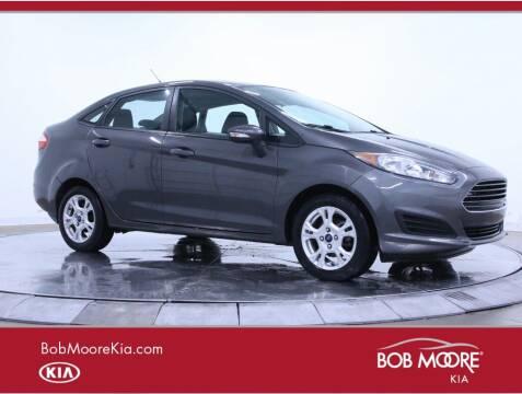 2015 Ford Fiesta for sale at Bob Moore Kia in Oklahoma City OK