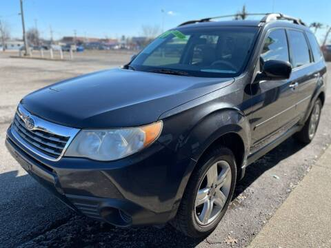 2009 Subaru Forester for sale at 5 STAR MOTORS 1 & 2 - 5 STAR MOTORS in Louisville KY