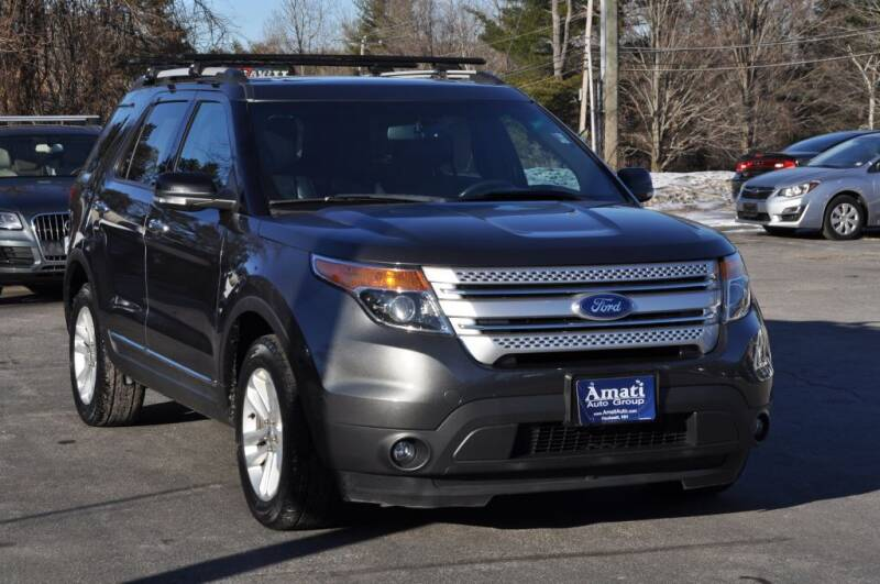 2015 Ford Explorer for sale at Amati Auto Group in Hooksett NH