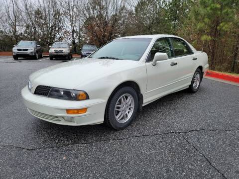 2003 Mitsubishi Diamante for sale at MJ AUTO BROKER in Alpharetta GA