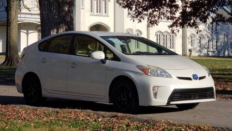 2012 Toyota Prius for sale at Digital Auto in Lexington KY